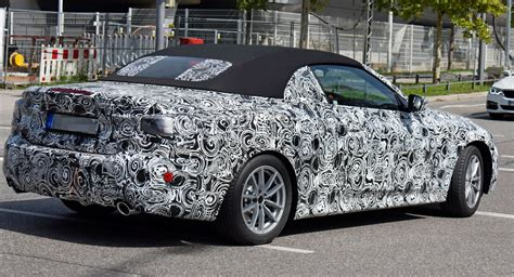 2020 Bmw 4-series Cabriolet Goes Back To A Traditional