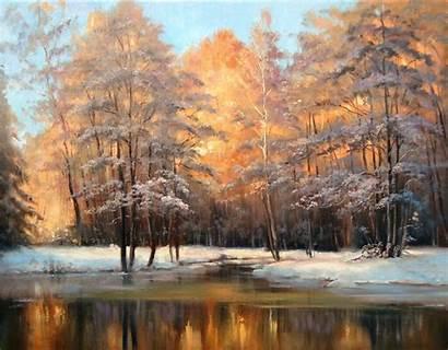 Ru Contemporary Spring Painting Natalia Grigorieva