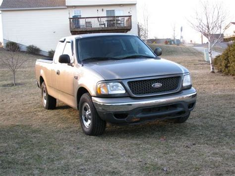 sell   ford   heritage xl extended cab pickup
