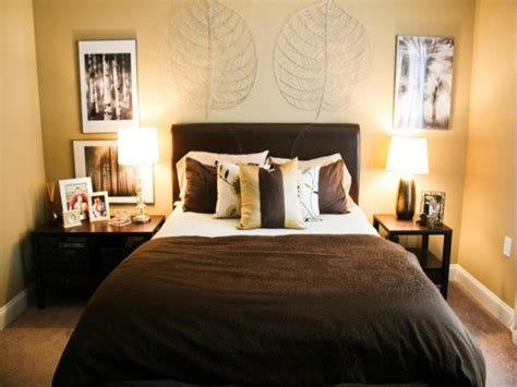 Room decoration for a couple, small bedroom ideas for
