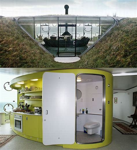 Underground House by Fuad Informasi Dikongsi Bersama 10 Coolest