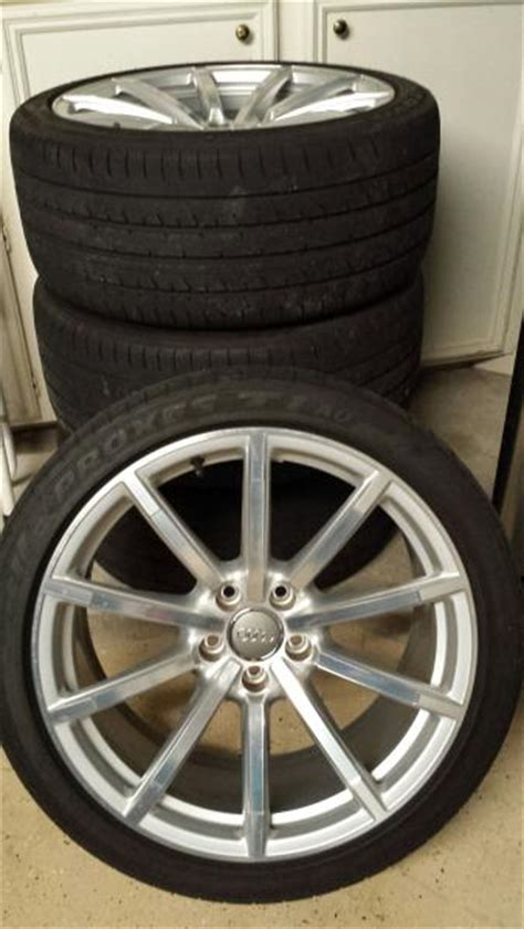 audi  rs  wheels  tires  sale audiworld forums