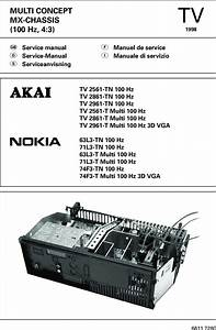 Nokia Multi Concept Mx Chassis Service Manual   S