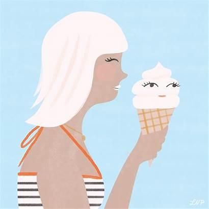 Libby Gifs Animated Vanderploeg Illustrations Cooking Cream