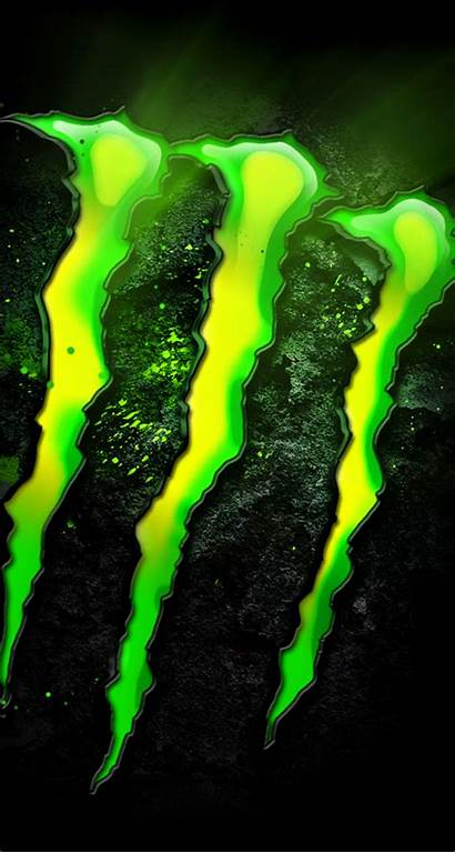 Monster Energy Iphone Wallpapers Logos Phone Drinks