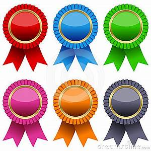 6 Best Images of Award Ribbon Template - Award Certificate ...