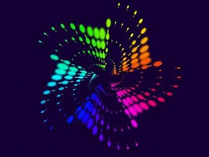 Rainbow Wave Dance Illusions Emoji Optical Dribbble