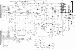 Electro Help  Hp D2825 Acer 7254 Crt Monitor Circuit