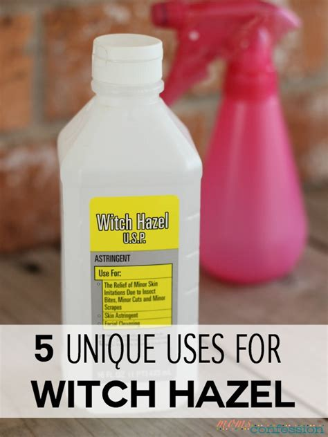 where do you find witch hazel benefits unique uses of witch hazel