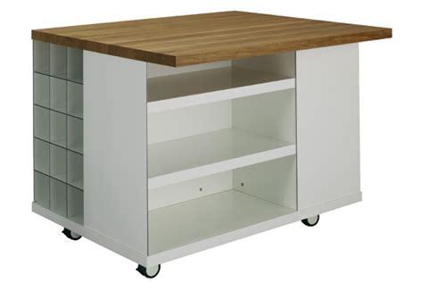 meuble d appoint cuisine un chariot multifaces pour ma cuisine un meuble d