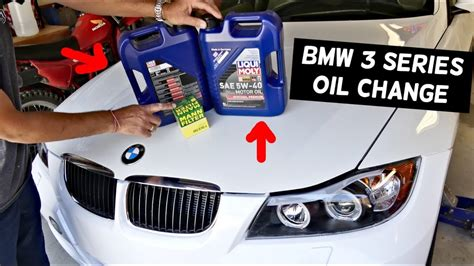 bmw  oil change       xi xi