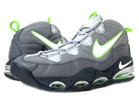 Nike Air Max Tempo Grey/ Neon Green
