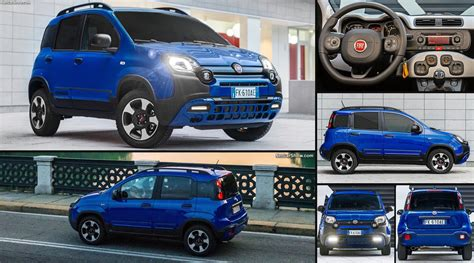 fiat panda city cross  pictures information specs