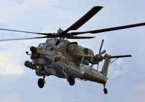 New Russian Attack Helicopter