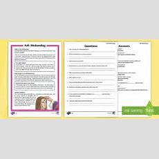 Boudicca Differentiated Reading Comprehension Activity