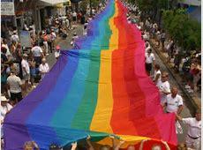 ¿Por qué la bandera del orgullo gay tiene los colores del