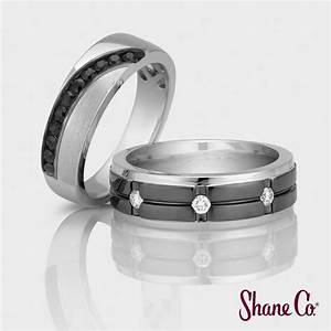 Shane Co Has A Great Selection Of Handsome Wedding Bands