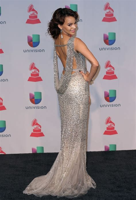 Leslie Grace Picture 7 - The Latin Grammys 2013