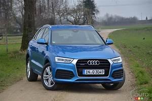 Audi Q3 2016 : 2016 audi q3 first impression editor 39 s review car reviews auto123 ~ Maxctalentgroup.com Avis de Voitures