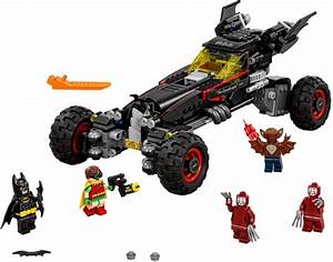 Lego Batman Batmobile : two lego batman movie sets revealed brickset lego set guide and database ~ Nature-et-papiers.com Idées de Décoration