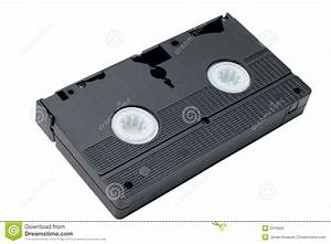 Video Cassette Tape Stock Photography - Image: 2016622