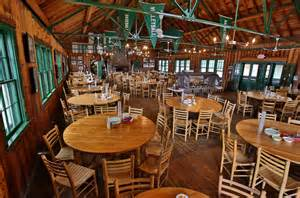Traditional Dining Room Tables by Raquette Lake Boys Camp A Premier New York Summer Camp