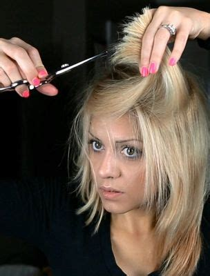 best 25 cut own hair ideas on pinterest cut your own