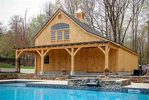32x32 post beam carriage barn millbury ma the barn With 32x32 pole barn