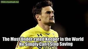 Awesome Goalkeeper : Hugo Lloris   Troll Football