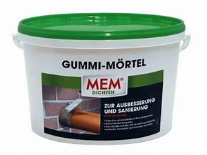 Mem Gummi Mörtel : mem gummi m rtel 5 kg heim baustoffe ~ Watch28wear.com Haus und Dekorationen
