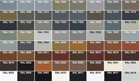 Ral Farben Grautöne by Ral Katalog Als Etliche Farben F 252 R Fast 1000