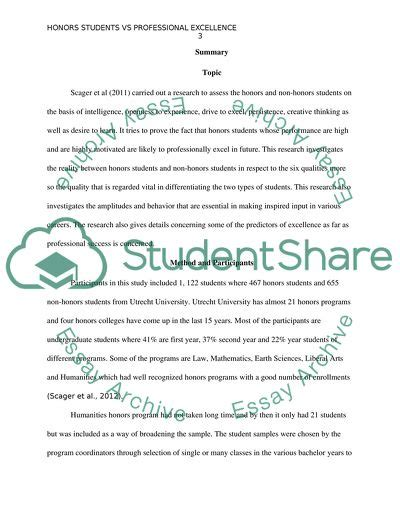 Psychology journal critique paper example. Journal Critique Essay Example | Topics and Well Written Essays - 1000 words - 2