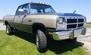 1991 Dodge W250 Le Extended Cab Cummins 4x4 From Kentucky