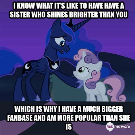 Mlp Luna Meme - princess luna meme by supahdonarudo on deviantart