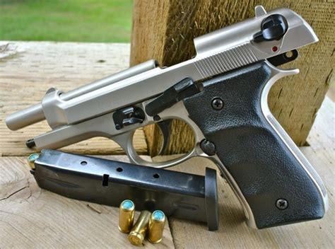 Ekol Jackal Dual & Dicle Front Firing 9mm P.a.k. Blank Gun