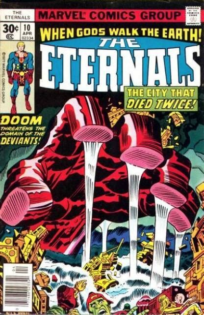 The Eternals (Volume) - Comic Vine