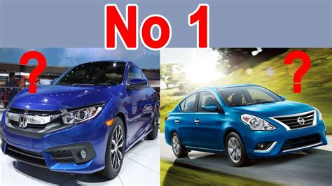 Top 10 Best Selling Cheapest Cars In The World 2017 2018