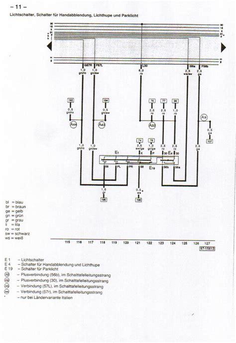 audi  immobilizer wiring diagram  appco
