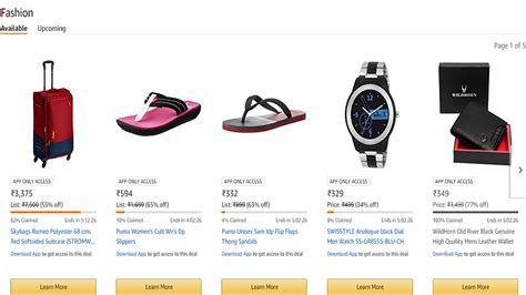 If we get current market rate with purse. Amazon Great Indian Sale 2017 begins today; here are top 5 deals and discounts you should not ...