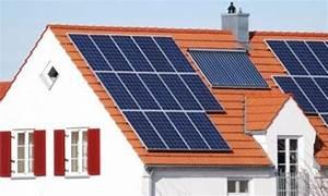 prix capteurs solaires installation devis chauffage With prix panneau solaire pour maison