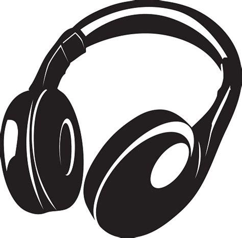 casque radio stickers mural musique