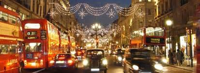Christmas in London 2015 | London Tours