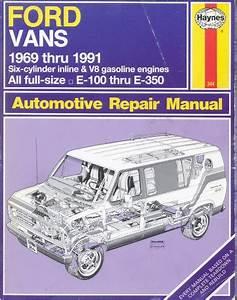 Manuals  2015 Ford Econoline Van Repair Manual  Pdf  Full