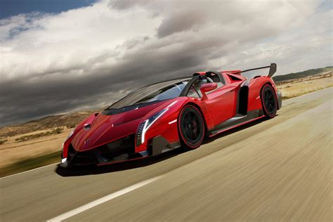 2013 Lamborghini Veneno Roadster Conceptcarzcom