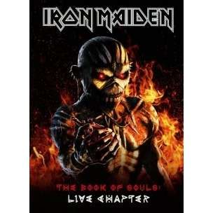 book  souls  chapter  iron maiden cd