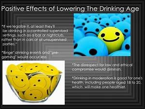 Persuasive essay on lowering the drinking age to 18