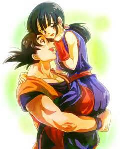 Sweet Love Dragon Ball Love Fan Art Fanpop
