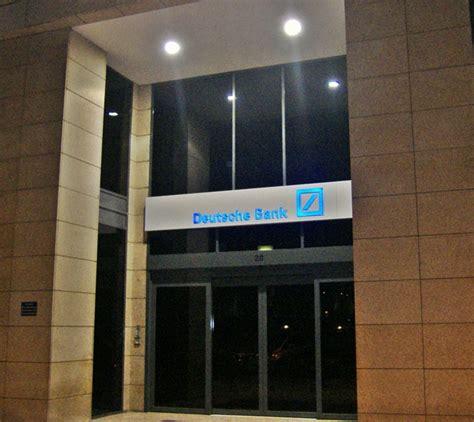 Deutsche Bank Sede Deutsche Bank Bancos De Portugal