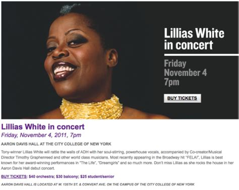 Angie Stone And Lillias White
