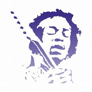 Jimi hendrix logo Vector - AI - Free Graphics download